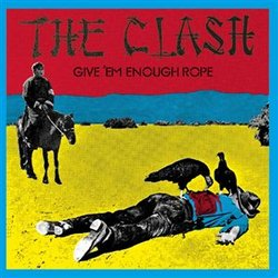 AlbumArt-The Clash-Give 'Em Enough Rope (1978).jpg